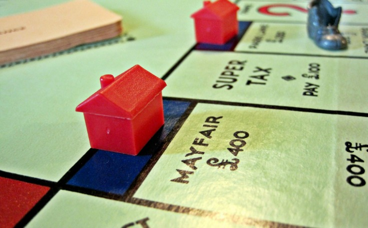 buy to let investing monopoly
