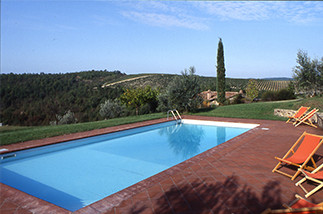 gaiole tuscany farmhouse 3