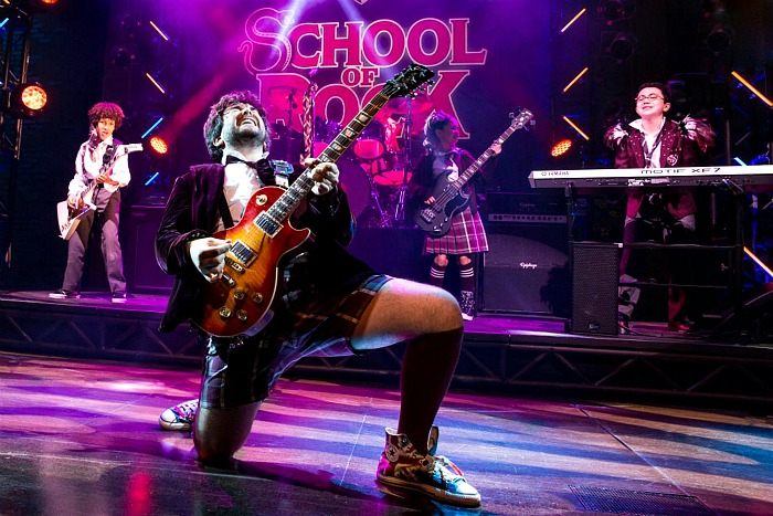 School of Rock 9211